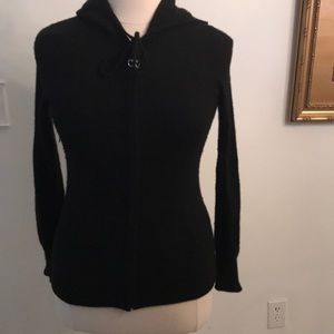 Juicy Couture CASHMERE Hoodie Size XL